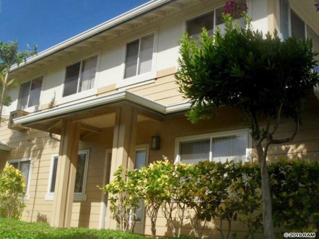 43 Polohina Ln 13-1, Lahaina, HI 96761 (MLS #381320) :: Maui Estates Group