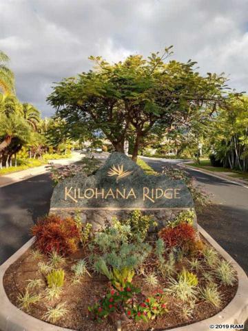 16 Hoohale St, Kihei, HI 96753 (MLS #381337) :: Maui Estates Group