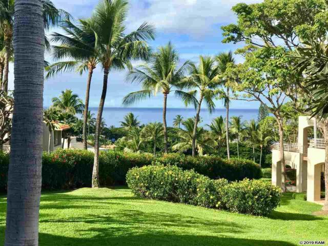 3150 Wailea Alanui Dr #2507, Kihei, HI 96753 (MLS #381356) :: Maui Estates Group