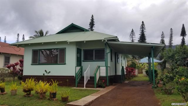 1328 Fraser Ave, Lanai City, HI 96763 (MLS #381363) :: Maui Estates Group
