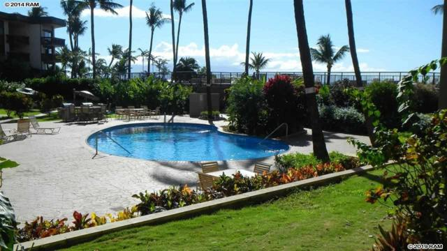 3823 Lower Honoapiilani Rd #102, Lahaina, HI 96761 (MLS #381387) :: Maui Estates Group
