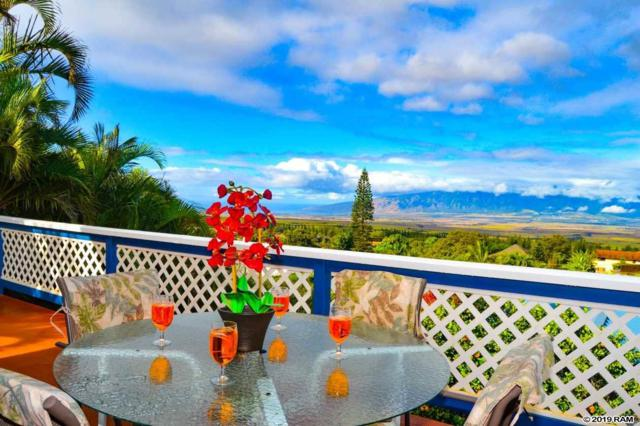331 Ehilani St, Makawao, HI 96768 (MLS #381429) :: Maui Estates Group