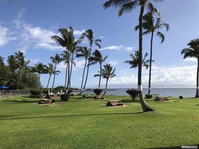 1000 Kamehameha V Hwy A-107, Kaunakakai, HI 96748 (MLS #381448) :: Maui Estates Group
