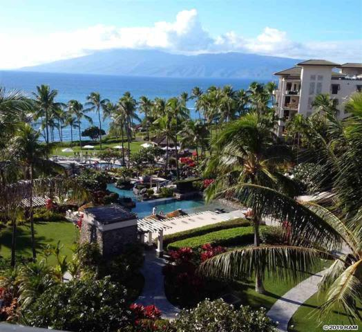 1 Bay Dr #3604, Lahaina, HI 96761 (MLS #381450) :: Elite Pacific Properties LLC