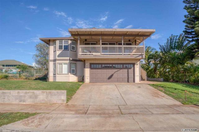 491 Kaiola St, Kihei, HI 96753 (MLS #381462) :: Elite Pacific Properties LLC