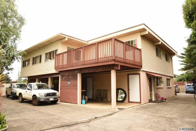 95 Kealaloa Ave, Makawao, HI 96768 (MLS #381512) :: Elite Pacific Properties LLC