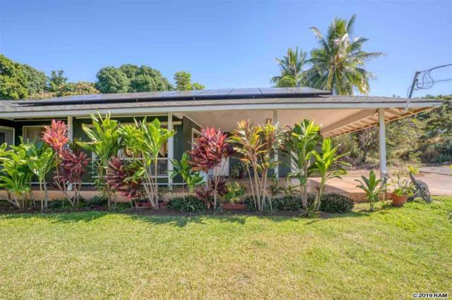25 Kekai Rd, Lahaina, HI 96761 (MLS #381517) :: Elite Pacific Properties LLC