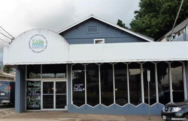 2092 W Vineyard St, Wailuku, HI 96793 (MLS #381555) :: Elite Pacific Properties LLC
