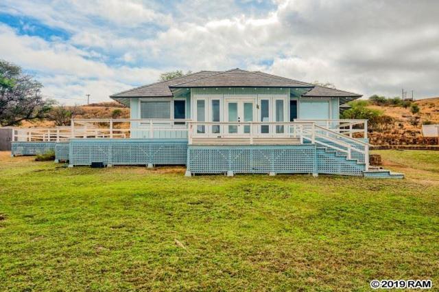 46 Kaumalapau Rd, Lanai City, HI 96763 (MLS #381562) :: Maui Estates Group