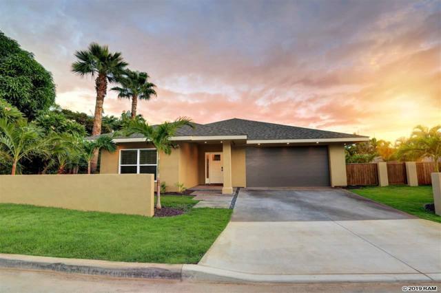 182 Ponana St, Kihei, HI 96753 (MLS #381571) :: Elite Pacific Properties LLC