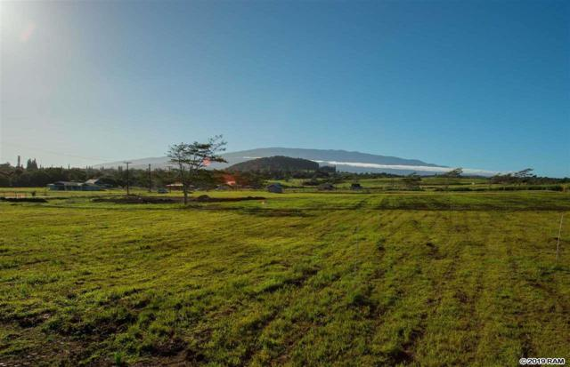 100 Auwaha St Unit B, Haiku, HI 96708 (MLS #381583) :: Coldwell Banker Island Properties