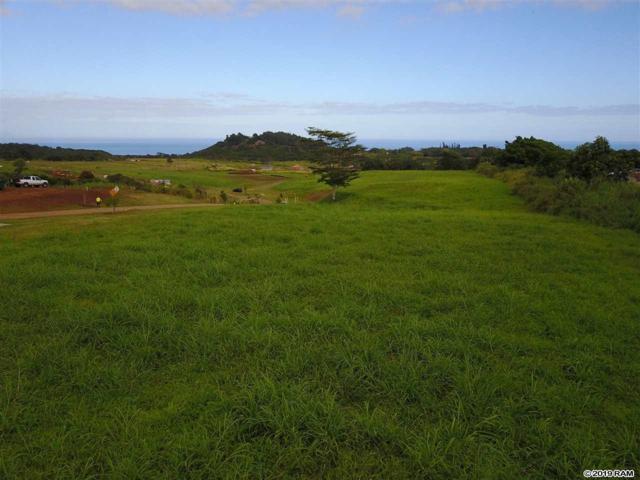100 Hekuawa St A, Haiku, HI 96708 (MLS #381631) :: Coldwell Banker Island Properties
