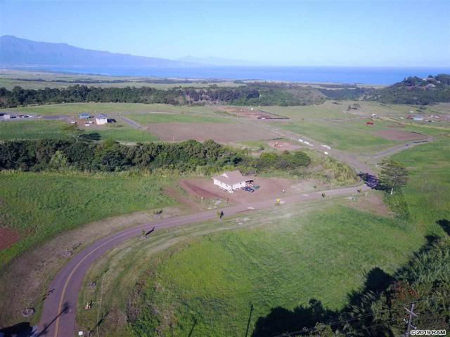 100 Hekuawa St B, Haiku, HI 96708 (MLS #381643) :: Coldwell Banker Island Properties