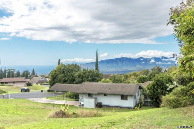 106 Kawalea Pl Pl Unit 2, Kula, HI 96790 (MLS #381657) :: Elite Pacific Properties LLC