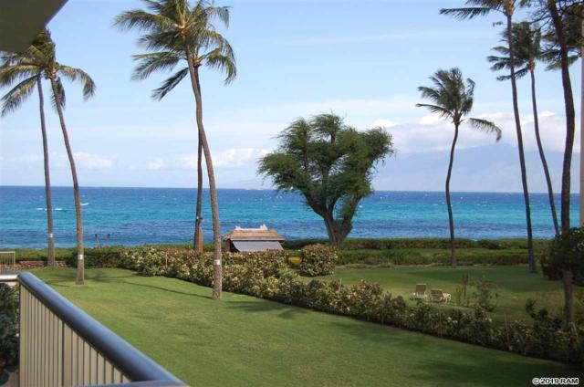2481 Kaanapali Pkwy 218 X, Lahaina, HI 96761 (MLS #381714) :: Maui Estates Group