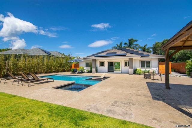 11 Keoneloa St, Wailuku, HI 96732 (MLS #381720) :: Elite Pacific Properties LLC