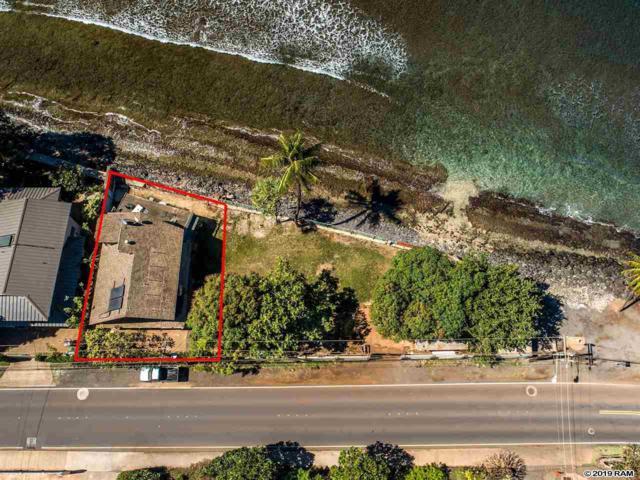 1441 Front St, Lahaina, HI 96761 (MLS #381765) :: Elite Pacific Properties LLC