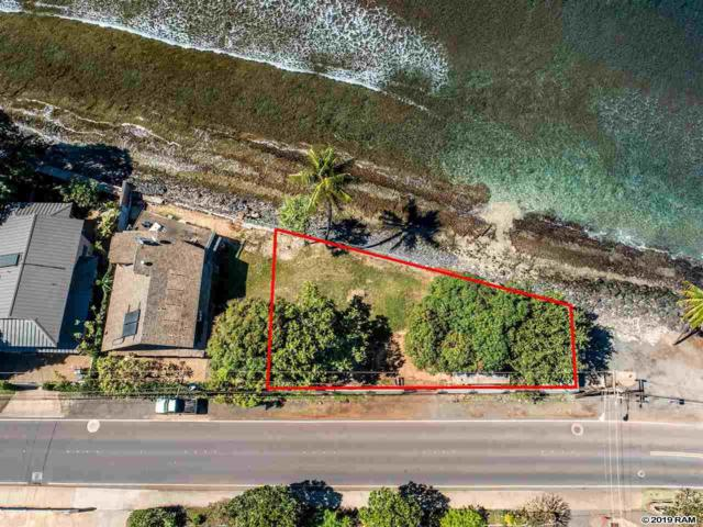 1449 Front St, Lahaina, HI 96761 (MLS #381766) :: Elite Pacific Properties LLC