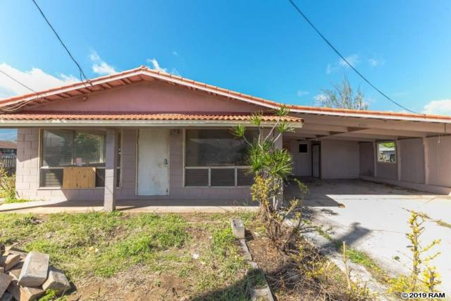 410 Naholo Cir, Kahului, HI 96732 (MLS #381781) :: Elite Pacific Properties LLC