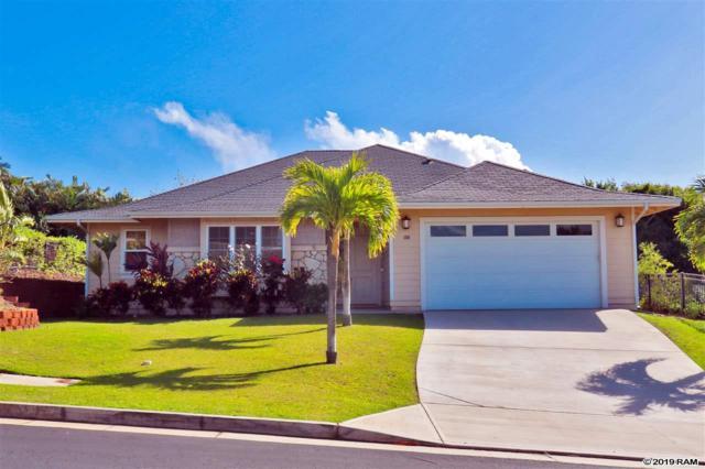 130 Laukahi St, Kihei, HI 96753 (MLS #381792) :: Maui Estates Group