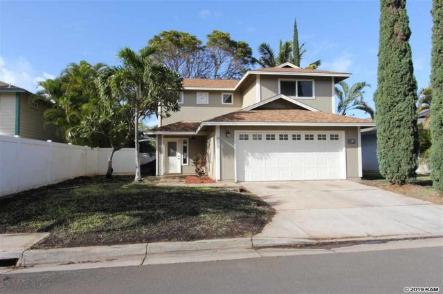 35 Laumakani Loop, Kihei, HI 96753 (MLS #381806) :: Elite Pacific Properties LLC