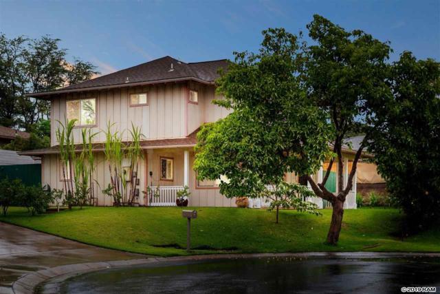 31 Hooiki Pl, Kihei, HI 96753 (MLS #381807) :: Maui Estates Group