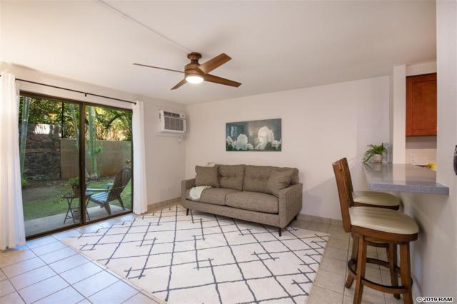 2747 S Kihei Rd C004, Kihei, HI 96753 (MLS #381810) :: Maui Estates Group