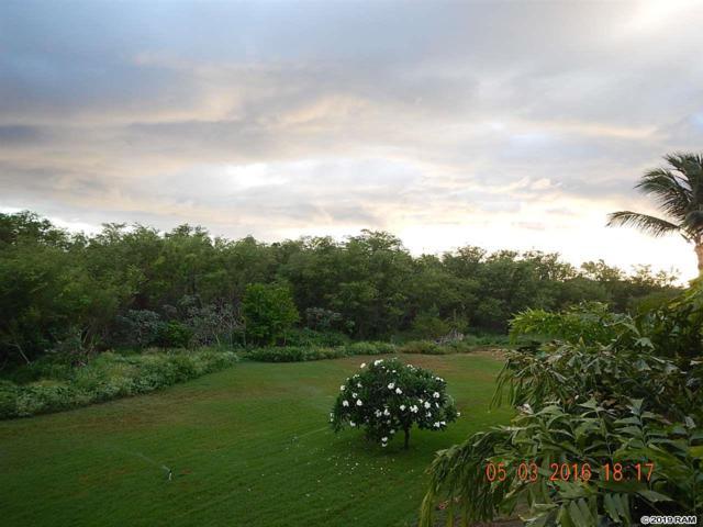 70 Halili Ln 7C, Kihei, HI 96753 (MLS #381811) :: Maui Estates Group