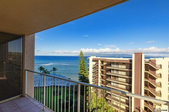 4365 Lower Honoapiilani Rd #901, Lahaina, HI 96761 (MLS #381812) :: Elite Pacific Properties LLC