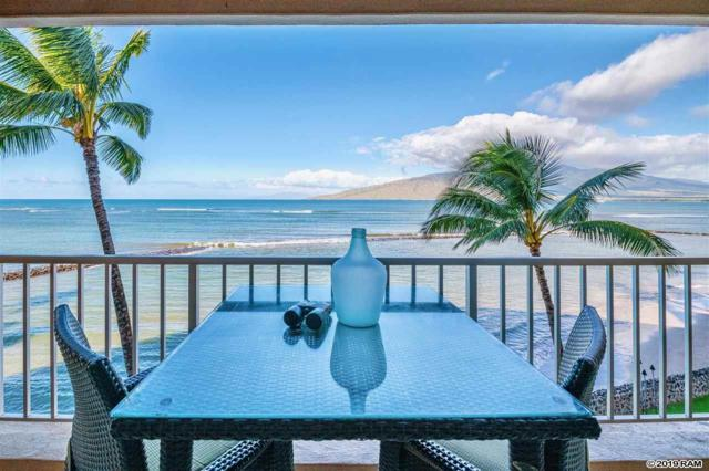 760 S Kihei Rd #412, Kihei, HI 96753 (MLS #381813) :: Elite Pacific Properties LLC