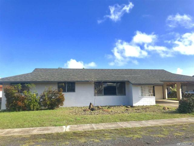 700 Holua Dr, Kahului, HI 96732 (MLS #381820) :: Elite Pacific Properties LLC