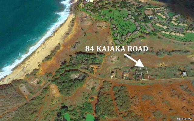 84 Kaiaka Rd, Maunaloa, HI 96770 (MLS #381836) :: Maui Estates Group
