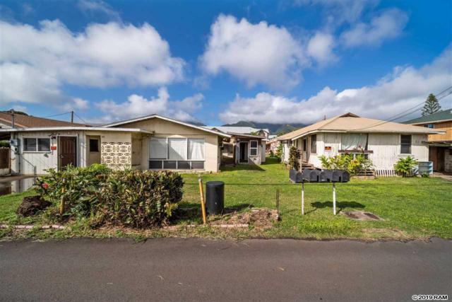 335 Momi Pl, Wailuku, HI 96793 (MLS #381837) :: Elite Pacific Properties LLC