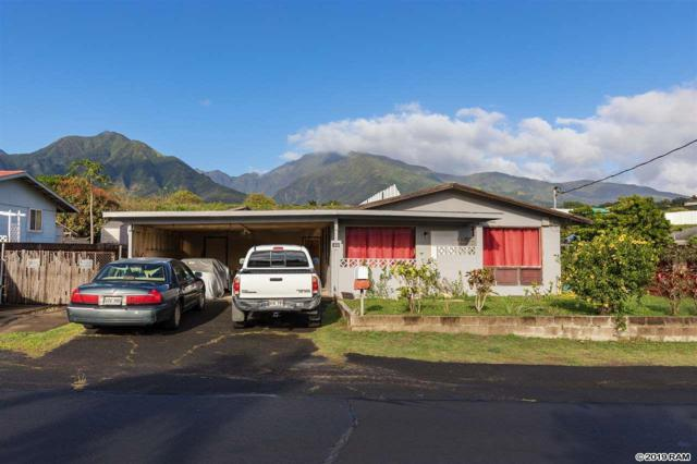 366 Palama Dr, Kahului, HI 96732 (MLS #381838) :: Elite Pacific Properties LLC