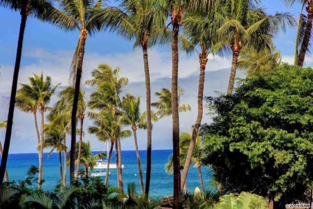 50 Nohea Kai Dr Ii-302, Lahaina, HI 96761 (MLS #381842) :: Maui Estates Group