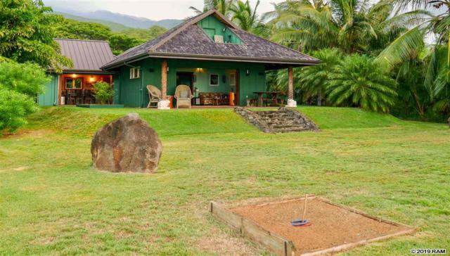 7420 Kamehameha V Hwy, Kaunakakai, HI 96748 (MLS #381843) :: Maui Estates Group
