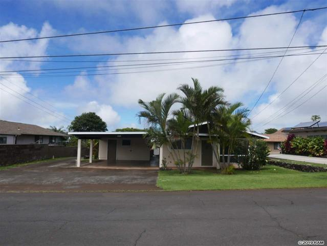 101 Ihea Pl, Makawao, HI 96768 (MLS #381849) :: Elite Pacific Properties LLC