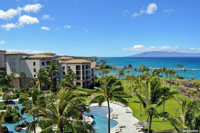 1 Bay Dr #4506, Lahaina, HI 96761 (MLS #381856) :: Maui Estates Group