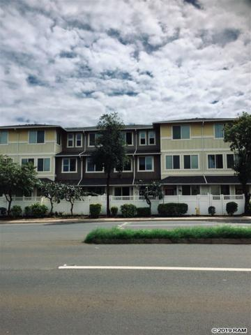 15 E Kuu Aku Ln #109, Lahaina, HI 96761 (MLS #381860) :: Maui Estates Group