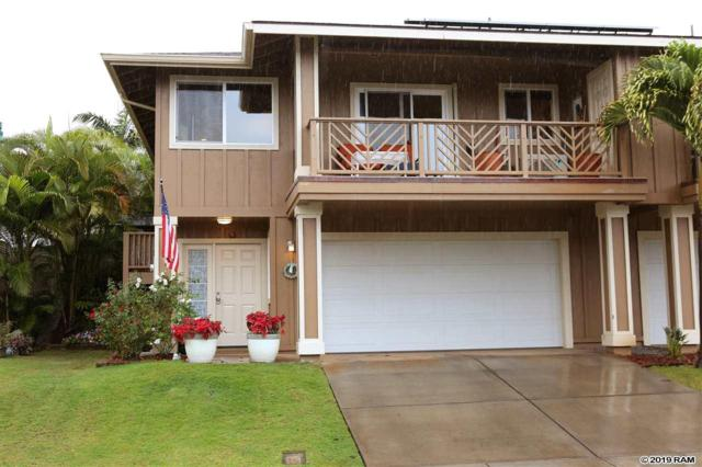 244 Lau Oliwa Loop #63, Wailuku, HI 96793 (MLS #381863) :: Elite Pacific Properties LLC