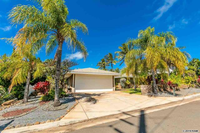 588 Kaiola St, Kihei, HI 96753 (MLS #381870) :: Elite Pacific Properties LLC