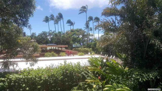 3559 Lower Honoapiilani Rd 1M, Lahaina, HI 96761 (MLS #381871) :: Elite Pacific Properties LLC