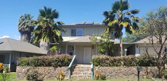 19 Hooiki Pl, Kihei, HI 96753 (MLS #381908) :: Maui Estates Group