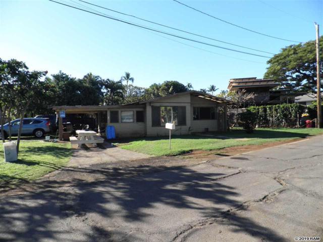 1169 Lahilahi Pl, Lahaina, HI 96761 (MLS #381924) :: Keller Williams Realty Maui
