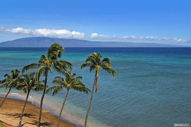 4365 Lower Honoapiilani Rd #1119, Lahaina, HI 96761 (MLS #381931) :: Maui Estates Group