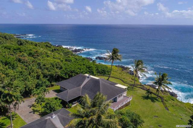 46900 Hana Hwy, Hana, HI 96713 (MLS #381938) :: Elite Pacific Properties LLC