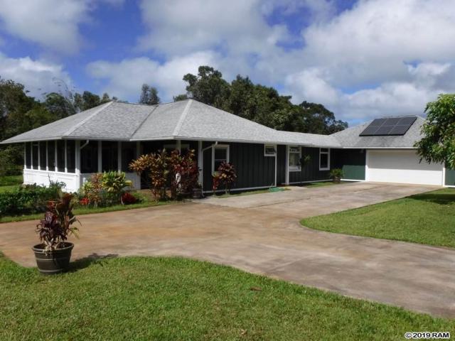 1209 W Kuiaha Rd #2, Haiku, HI 96708 (MLS #381941) :: Keller Williams Realty Maui