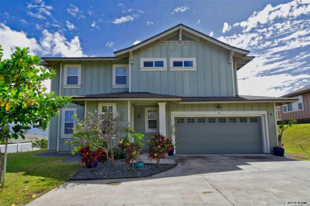 68 Maka Hou Loop, Wailuku, HI 96793 (MLS #381963) :: Coldwell Banker Island Properties