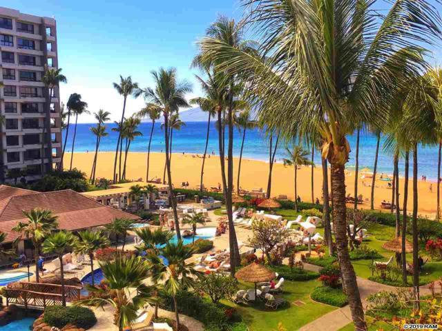 50 Nohea Kai Dr 1-502, Lahaina, HI 96761 (MLS #381981) :: Maui Estates Group