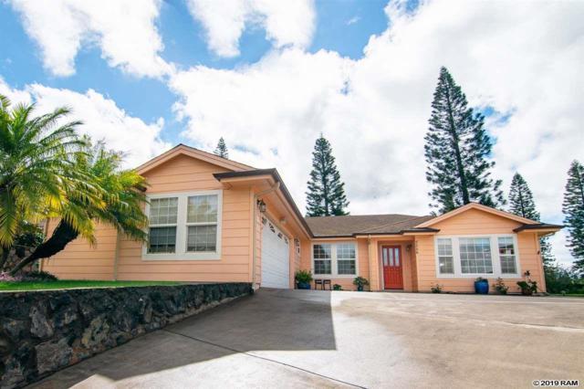 2886 Ualani Pl, Pukalani, HI 96768 (MLS #381986) :: Maui Estates Group